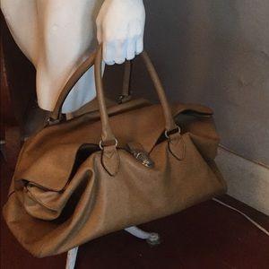 Overnight bag tote